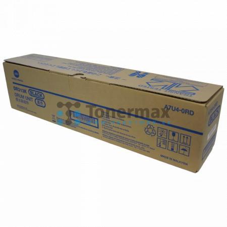 Konica Minolta DR313K, DR-313K, A7U40RD, Drum Unit, originální pro tiskárny Konica Minolta bizhub C258, bizhub C308, bizhub C368, bizhub C458, bizhub C558, bizhub C658
