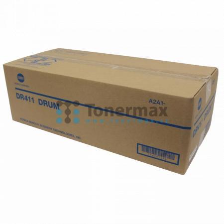 Konica Minolta DR411, DR-411, A2A103D, Drum, originální pro tiskárny Konica Minolta bizhub 223, bizhub 283, bizhub 363, bizhub 423
