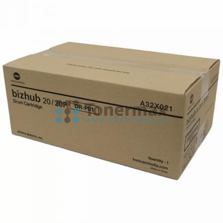 Konica Minolta DRP01, DR-P01, A32X021, Drum Cartridge, originální pro tiskárny Konica Minolta bizhub 20, bizhub 20P