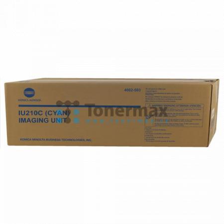Konica Minolta IU210C, IU-210C, 4062-503, Imaging Unit, poškozený obal, originální pro tiskárny Konica Minolta bizhub C250, bizhub C250P, bizhub C252, bizhub C252P