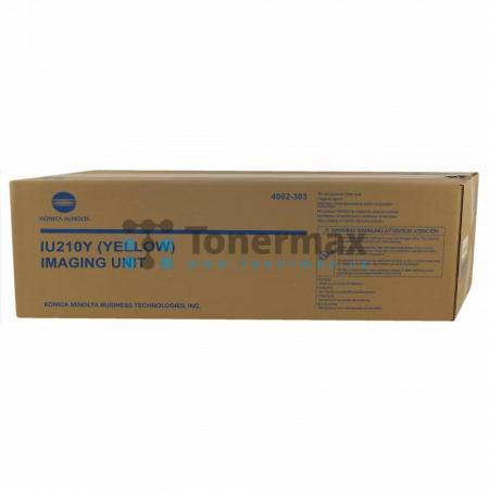 Konica Minolta IU210Y, IU-210Y, 4062-303, Imaging Unit, originální pro tiskárny Konica Minolta bizhub C250, bizhub C250P, bizhub C252, bizhub C252P