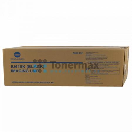 Konica Minolta IU610K, IU-610K, A06003F, Imaging Unit, originální pro tiskárny Konica Minolta bizhub C451, bizhub C550, bizhub C650