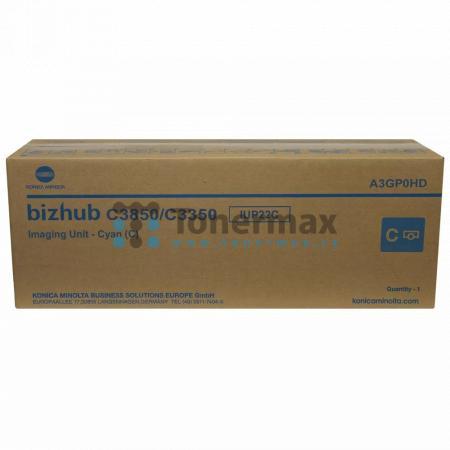 Konica Minolta IUP22C, IUP-22C, A3GP0HD, Imaging Unit, originální pro tiskárny Konica Minolta bizhub C3350, bizhub C3850, bizhub C3850FS