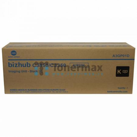 Konica Minolta IUP22K, IUP-22K, A3GP01D, Imaging Unit, originální pro tiskárny Konica Minolta bizhub C3350, bizhub C3850, bizhub C3850FS