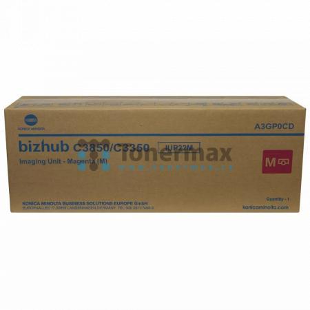 Konica Minolta IUP22M, IUP-22M, A3GP0CD, Imaging Unit, originální pro tiskárny Konica Minolta bizhub C3350, bizhub C3850, bizhub C3850FS