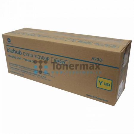 Konica Minolta IUP23Y, IUP-23Y, A73308H, Imaging Unit, originální pro tiskárny Konica Minolta bizhub C3100P, bizhub C3110