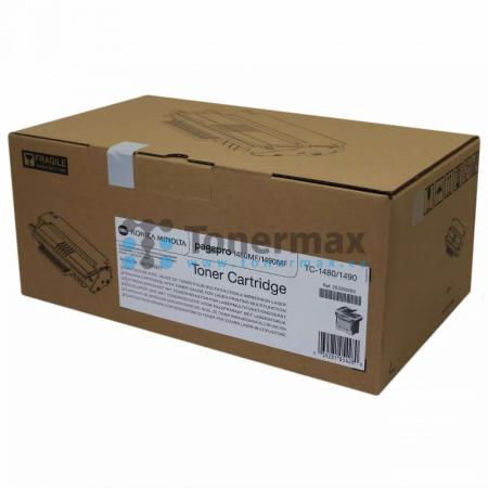 Konica Minolta TC-1480/ 1490, 9967000877, originální toner pro tiskárny Konica Minolta PagePro 1480MF, PagePro 1490MF