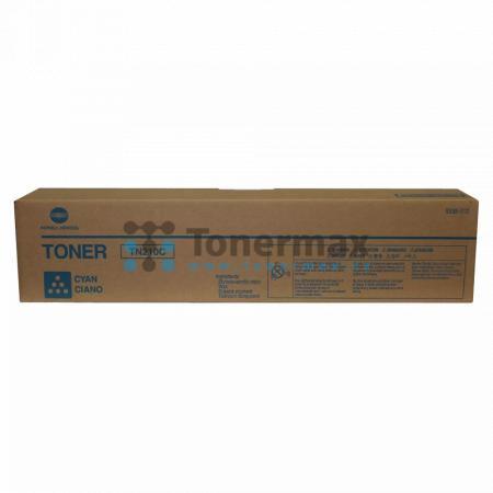 Konica Minolta TN210C, TN-210C, 8938-512, originální toner pro tiskárny Konica Minolta bizhub C250, bizhub C250P, bizhub C252, bizhub C252P
