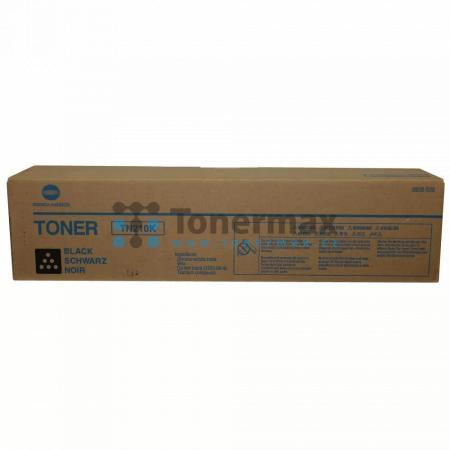 Konica Minolta TN210K, TN-210K, 8938-509, originální toner pro tiskárny Konica Minolta bizhub C250, bizhub C250P, bizhub C252, bizhub C252P
