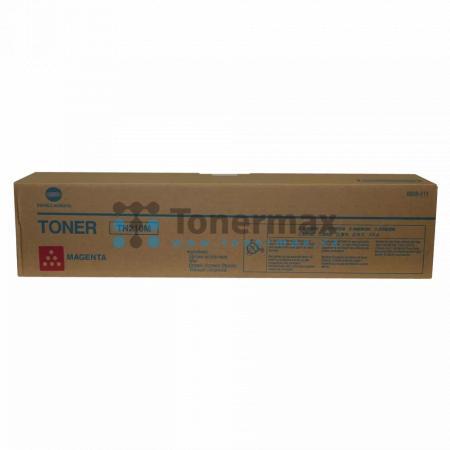 Konica Minolta TN210M, TN-210M, 8938-511, originální toner pro tiskárny Konica Minolta bizhub C250, bizhub C250P, bizhub C252, bizhub C252P