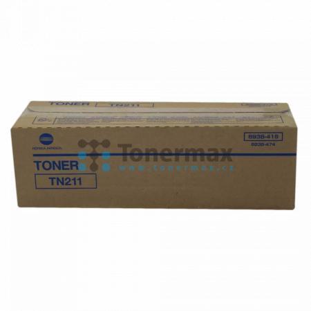 Konica Minolta TN211, TN-211, 8938-415, originální toner pro tiskárny Konica Minolta bizhub 222, bizhub 250, bizhub 282