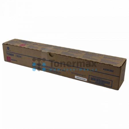 Konica Minolta TN512M, TN-512M, A33K352, originální toner pro tiskárny Konica Minolta bizhub C454, bizhub C454e, bizhub C554, bizhub C554e