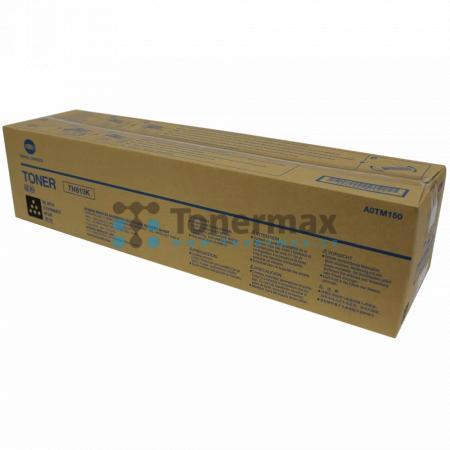Konica Minolta TN613K, TN-613K, A0TM150, originální toner pro tiskárny Konica Minolta bizhub C552, bizhub C552DS, bizhub C652, bizhub C652DS
