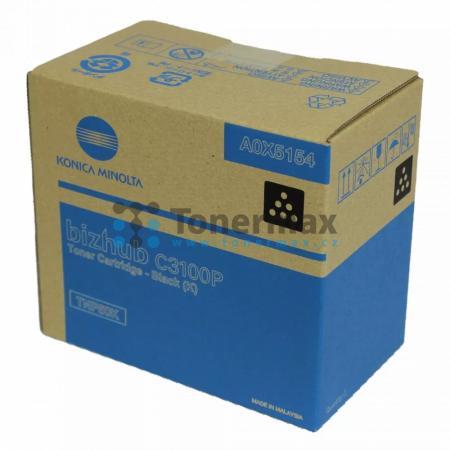Konica Minolta TNP50K, TNP-50K, A0X5154, originální toner pro tiskárny Konica Minolta bizhub C3100P