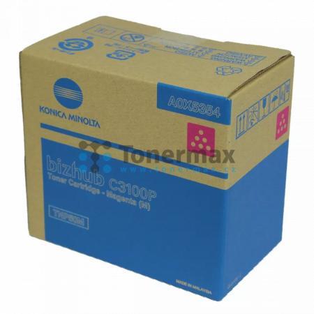Konica Minolta TNP50M, TNP-50M, A0X5354, originální toner pro tiskárny Konica Minolta bizhub C3100P