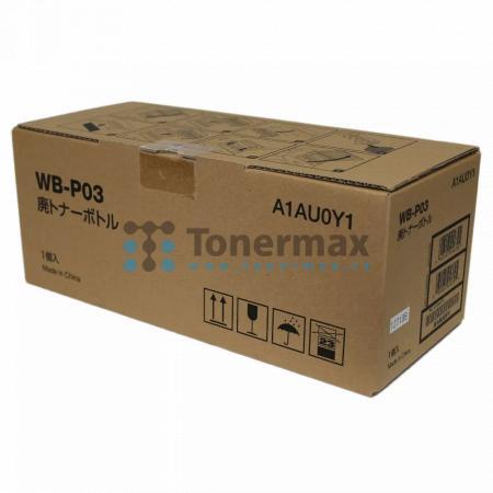 Konica Minolta WB-P03, A1AU0Y1, odpadní nádobka, originální pro tiskárny Konica Minolta bizhub C25, bizhub C35, bizhub C35P, bizhub C3100P, bizhub C3110, magicolor 3730DN, magicolor 4750DN, magicolor 4750EN, kompatibilní také s Develop ineo+ 25, ineo+ 35,