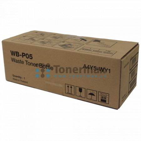 Konica Minolta WB-P05, A4Y5WY1, odpadní nádobka, originální pro tiskárny Konica Minolta bizhub C3350, bizhub C3850, bizhub C3850FS, kompatibilní také s Develop ineo+ 3350, ineo+ 3850, ineo+ 3850FS