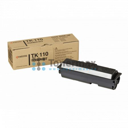 Kyocera TK-110, TK110, originální toner pro tiskárny Kyocera FS-720, FS-820, FS-920, FS-1016MFP, FS-1116MFP