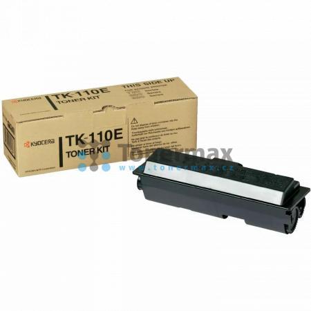 Kyocera TK-110E, TK110E, originální toner pro tiskárny Kyocera FS-720, FS-820, FS-920, FS-1016MFP, FS-1116MFP