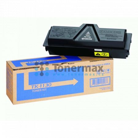 Kyocera TK-1130, TK1130, originální toner pro tiskárny Kyocera ECOSYS M2030dn, ECOSYS M2030, ECOSYS M2030dn/PN, ECOSYS M2530dn, ECOSYS M2530, FS-1030MFP, FS-1030MFP/DP, FS-1130MFP