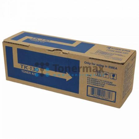 Kyocera TK-130, TK130, originální toner pro tiskárny Kyocera FS-1028MFP, FS-1028MFP/DP, FS-1128MFP, FS-1128MFP/SP, FS-1300D, FS-1350DN
