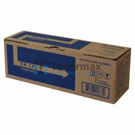 Kyocera TK-170, TK170, originální toner pro tiskárny Kyocera ECOSYS P2135d, ECOSYS P2135dn, FS-1320D, FS-1370DN