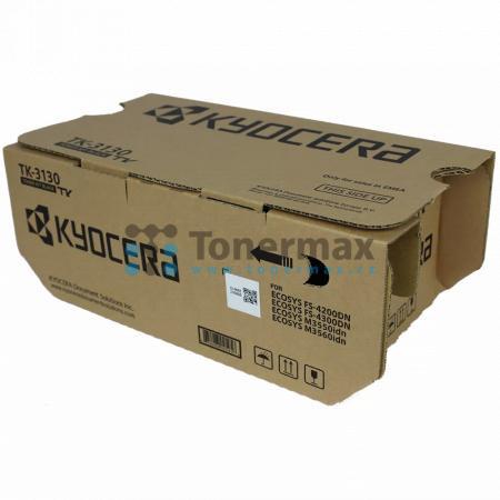 Kyocera TK-3130, TK3130, originální toner pro tiskárny Kyocera ECOSYS M3550idn, ECOSYS M3560idn, FS-4200DN, FS-4300DN