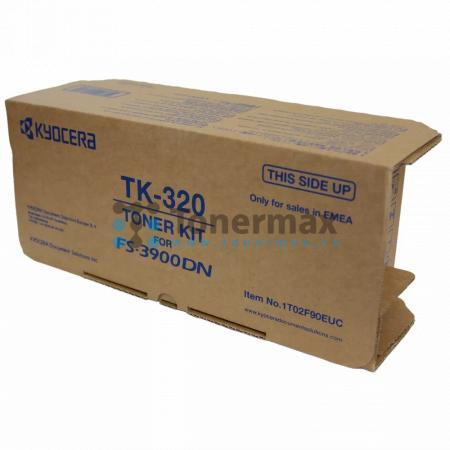 Kyocera TK-320, TK320, originální toner pro tiskárny Kyocera FS-3900DN, FS-4000DN