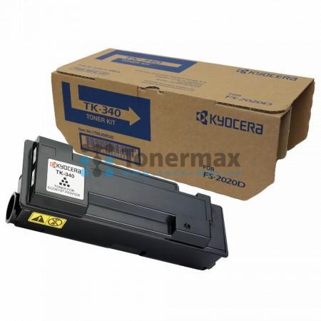 Kyocera TK-340, TK340, originální toner pro tiskárny Kyocera FS-2020D, FS-2020DN