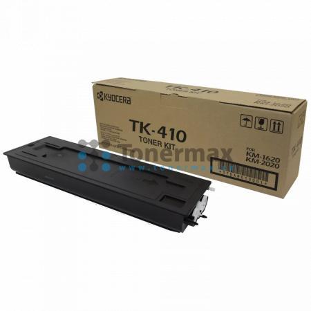Kyocera TK-410, TK410, poškozený obal, originální toner pro tiskárny Kyocera KM-1620, KM-1635, KM-1650, KM-2020, KM-2035, KM-2050