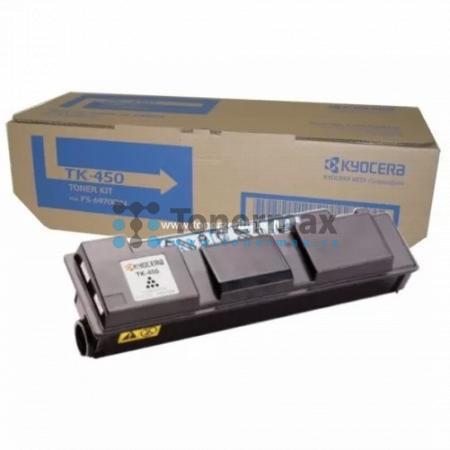 Kyocera TK-450, TK450, poškozený obal, originální toner pro tiskárny Kyocera FS-6970DN