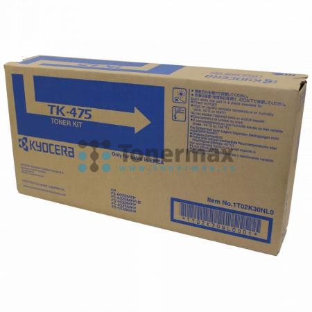 Kyocera TK-475, TK475, originální toner pro tiskárny Kyocera FS-6025MFP, FS-6030MFP, FS-6525MFP, FS-6530MFP