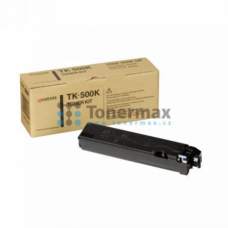 Kyocera TK-500K, TK500K, originální toner pro tiskárny Kyocera FS-C5016N