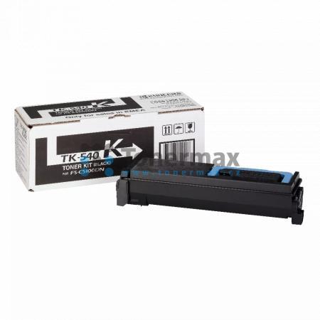 Kyocera TK-540K, TK540K, originální toner pro tiskárny Kyocera FS-C5100DN