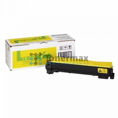 Kyocera TK-560Y, TK560Y, originální toner pro tiskárny Kyocera ECOSYS P6030cdn, ECOSYS P6030, FS-C5300DN, FS-C5350DN
