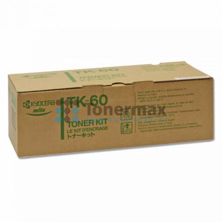 Kyocera TK-60, TK60, poškozený obal, originální toner pro tiskárny Kyocera FS-1800, FS-1800+, FS-3800