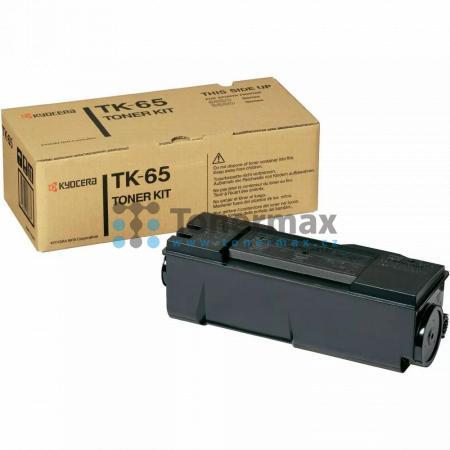 Kyocera TK-65, TK65, poškozený obal, originální toner pro tiskárny Kyocera FS-3820N, FS-3830N
