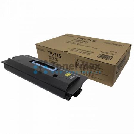 Kyocera TK-715, TK715, originální toner pro tiskárny Kyocera KM-3050, KM-4050, KM-5050
