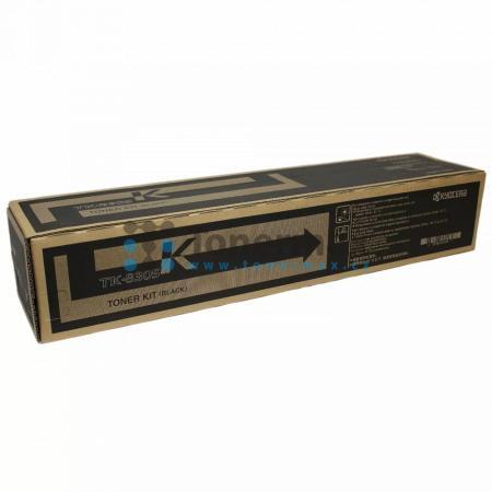 Kyocera TK-8305K, TK8305K, poškozený obal, originální toner pro tiskárny Kyocera TASKalfa 3050ci, TASKalfa 3051ci, TASKalfa 3550ci, TASKalfa 3551ci