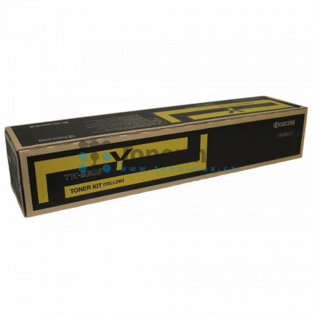Kyocera TK-8305Y, TK8305Y, originální toner pro tiskárny Kyocera TASKalfa 3050ci, TASKalfa 3051ci, TASKalfa 3550ci, TASKalfa 3551ci