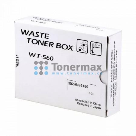 Kyocera WT-560, WT560, odpadní nádobka, originální pro tiskárny Kyocera FS-C5100DN, FS-C5200DN, FS-C5300DN