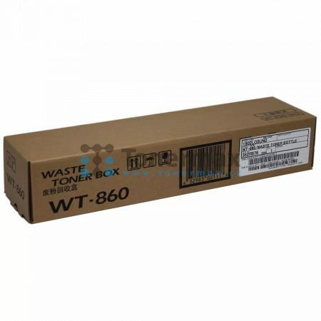 Kyocera WT-860, WT860, odpadní nádobka, originální pro tiskárny Kyocera FS-C8600DN, FS-C8650DN, TASKalfa 3050ci, TASKalfa 3051ci, TASKalfa 3500i, TASKalfa 3501i, TASKalfa 3550ci, TASKalfa 3551ci, TASKalfa 4500i, TASKalfa 4501i, TASKalfa 4550ci, TASKalfa 4