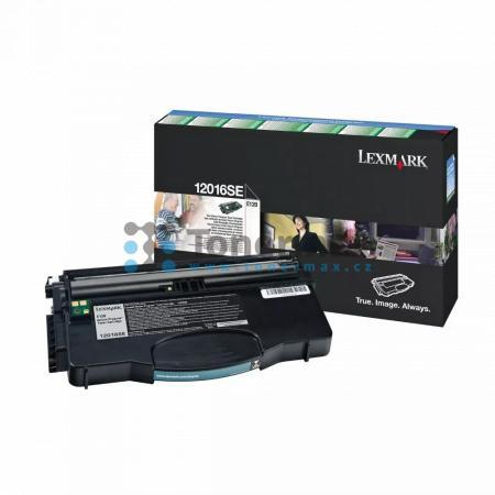 Lexmark 12016SE, return, originální toner pro tiskárny Lexmark E120, E120n