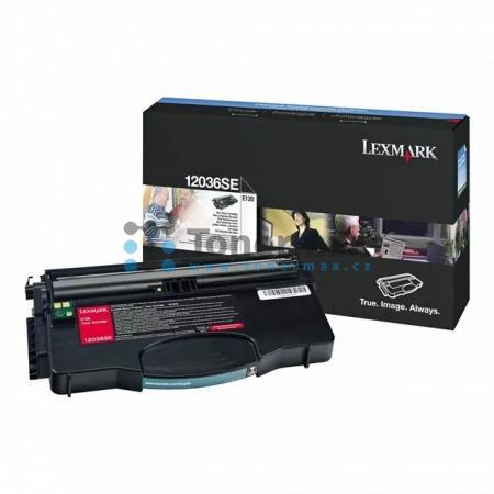 Lexmark 12036SE, originální toner pro tiskárny Lexmark E120, E120n