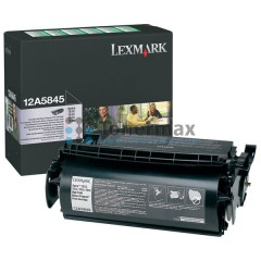 Lexmark 12A5845, Return Program