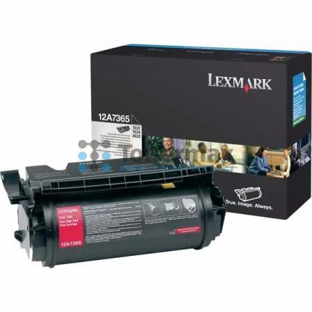 Lexmark 12A7365, originální toner pro tiskárny Lexmark T632, T632dtn, T632n, T632tn, T634, T634dn, T634dtn, T634dtnf, T634n, T634tn, X632, X632e, X632s, X634dte, X634e