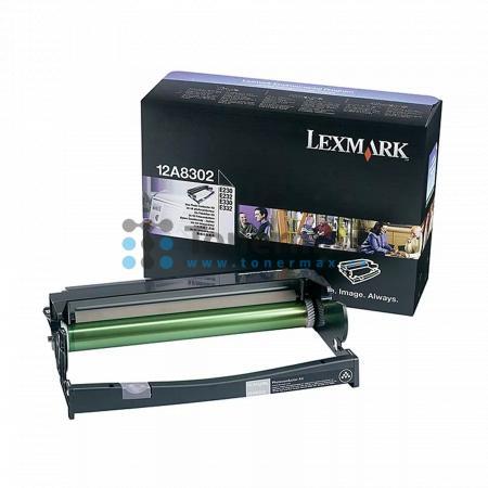 Lexmark 12A8302, fotoválec, poškozený obal originální pro tiskárny Lexmark E230, E232, E232t, E240, E240n, E330, E332n, E332tn, E340, E342n, E342tn