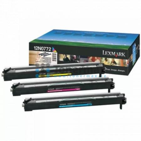 Lexmark 12N0772, sada barevných fotoválců originální pro tiskárny Lexmark C910, C910dn, C910fn, C910in, C910n, C912, C912dn, C912fn, C912n, C920, C920dn, C920dtn, C920n, X912e MFP
