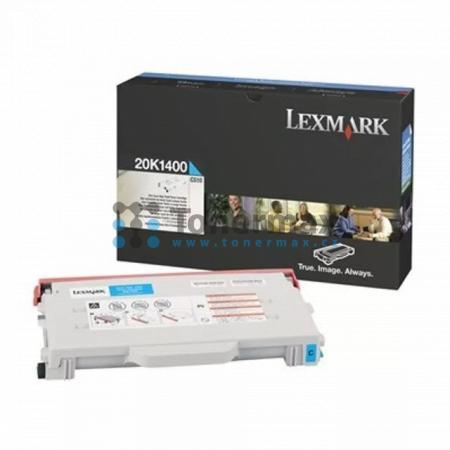 Lexmark 20K1400, originální toner pro tiskárny Lexmark C510, C510dtn, C510n