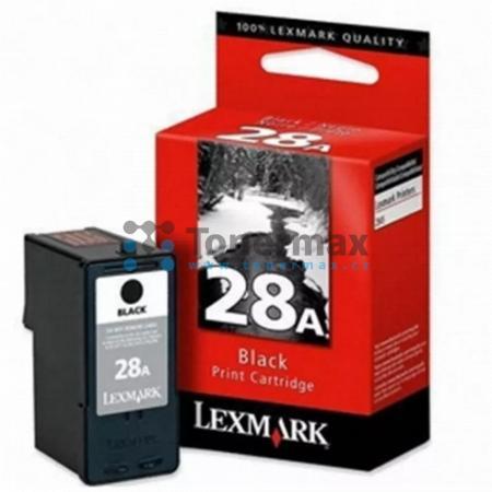 Lexmark 28A, 18C1528E, originální cartridge pro tiskárny Lexmark X2500, X2510, X2530, X2550, X5070, X5075, X5490, X5495, Z845, Z1300, Z1310, Z1320